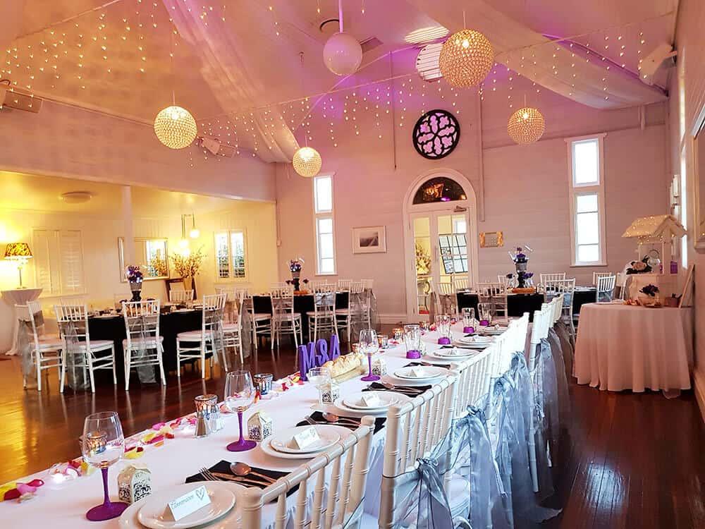 Photo Gallery Darling Street Chapel Premier Wedding Reception