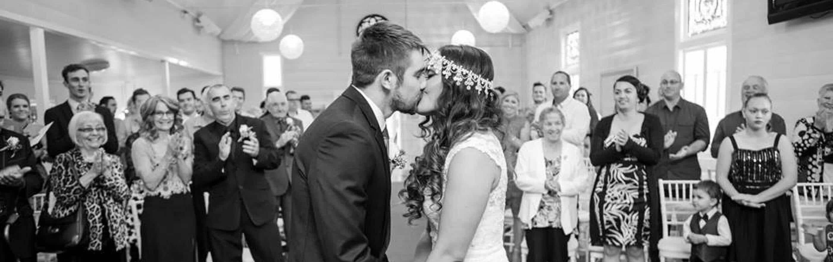 wedding-bw